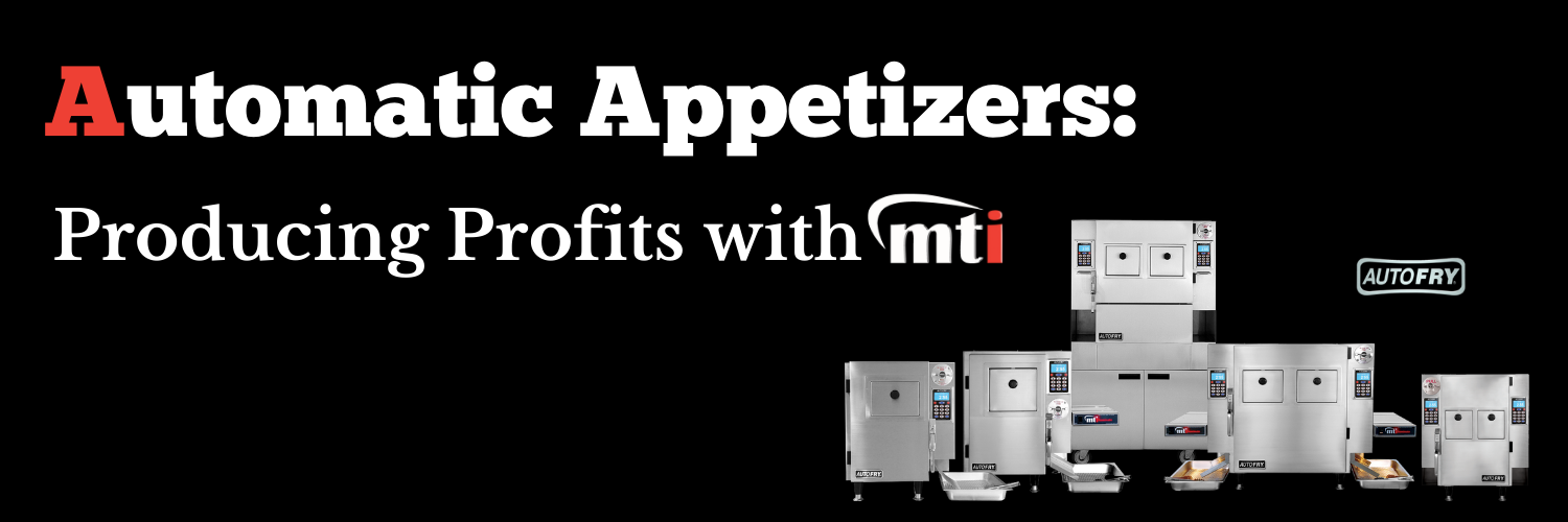 Automatic Appetizers - AutoFry