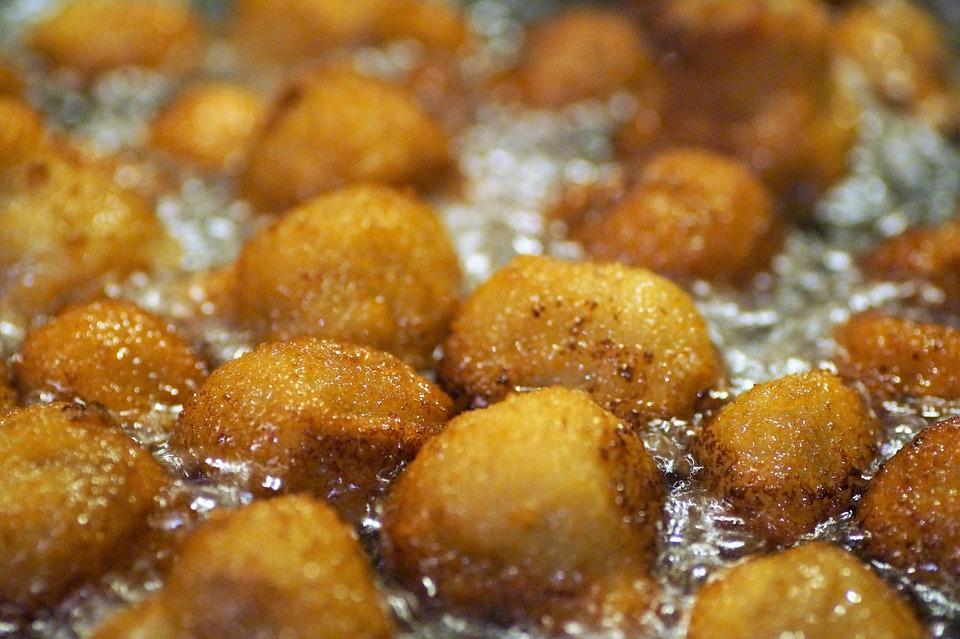 Fried Fair Food