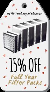 !2 Days of Christmas Savings | Day 10