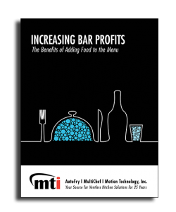 Increasing Bar Profits with Food - White Paper