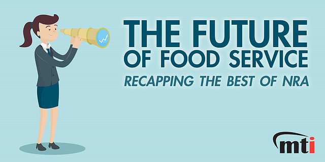 A Recap of NRA - The Future of Food Service by Jim Sullivan