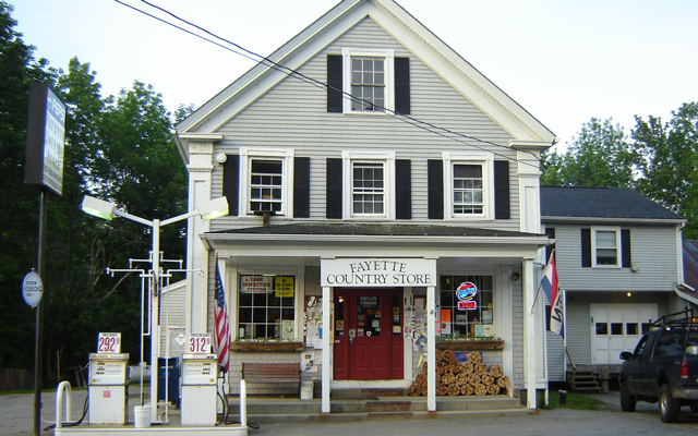 Fayette Country Store Front - AutoFry in Action MTI Blog