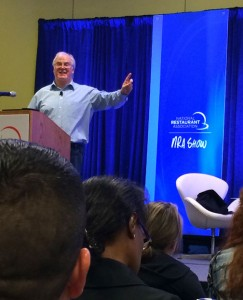 Future of Food Service - Jim Sullivan presents to the 2015 NRA Show