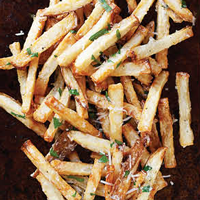 Garlic Aioli Fries - MTI Fry Style Quiz