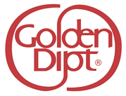 Golden Dipt Logo for Rebates