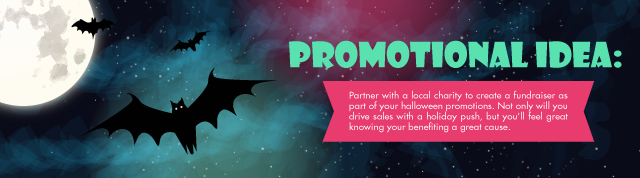 Halloween Foodservice Promotional Ideas - Tip 2