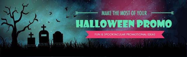 Halloween Foodservice Promotional Ideas
