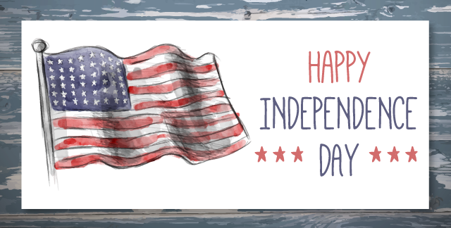 The Pursuit of Happiness on Independence Day