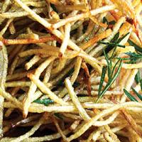 Lemon Fries  - MTI Fry Style Quiz