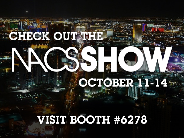 NACS Trade Show Promo - Visit Booth 6278