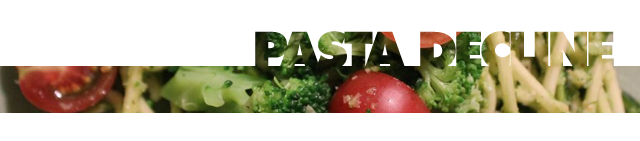 Pasta-  2016 Foodservice Trend