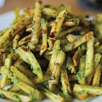 Pesto Fries- MTI Fry Style Quiz