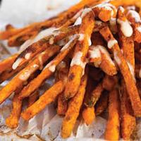 Sweet Potato Fries- MTI Fry Style Quiz