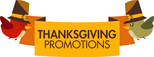 Thanksgiving Promotions for Restaurants