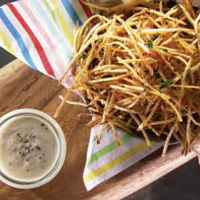 Truffle Fries - MTI Fry Style Quiz