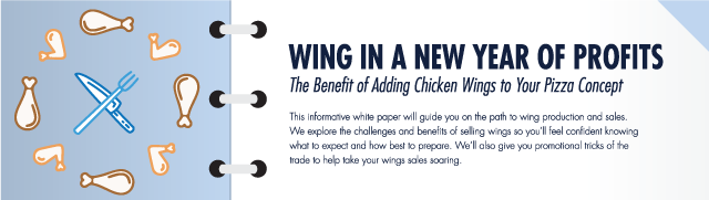 Pizza and Wings White Paper Blog Header