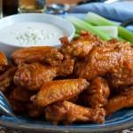 Buffalo Wings by A Family Feast