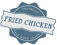 Top Six Pairings of Fried Food and Spirits - Fried Chicken Seal