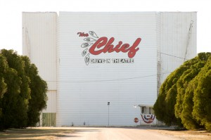 Chief Drive In Theatre