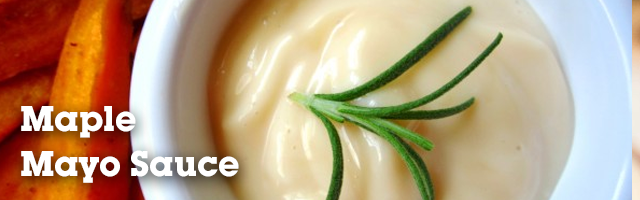 Maple Mayo - Dipping Sauce Countdown