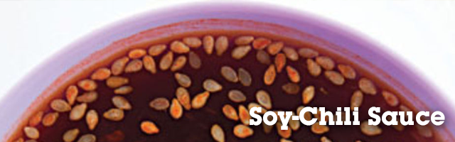Soy Chili Dipping Sauce - Dipping Sauce Countdown