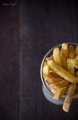 Buttermilk Ranch Fries