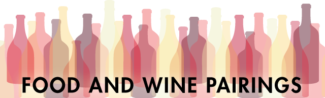 Motion Technology's Food and Wine Pairing List