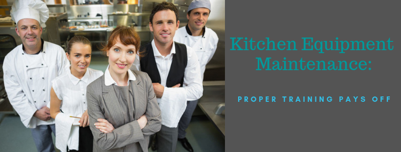 Kitchen Equipment Maintenance