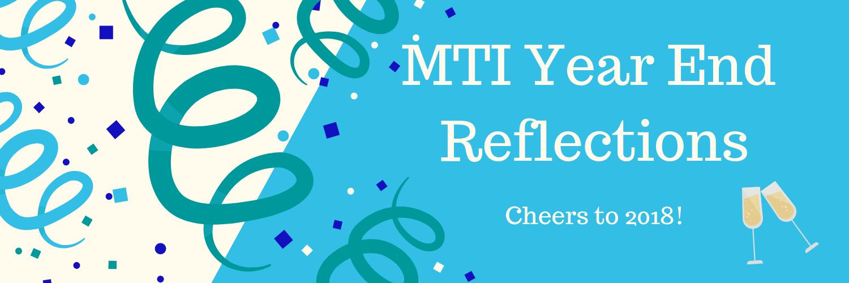 MTI Year End 2018!!!