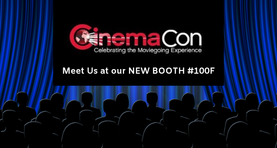 Meet Us at our NEW BOOTH #100F