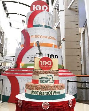 NRA 2019 Cake