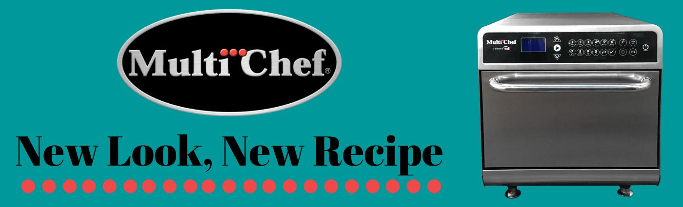 New Look, New Recipe