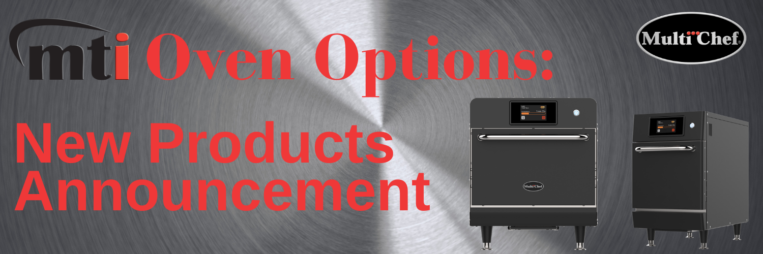 Oven Options MTI New Product Announcement