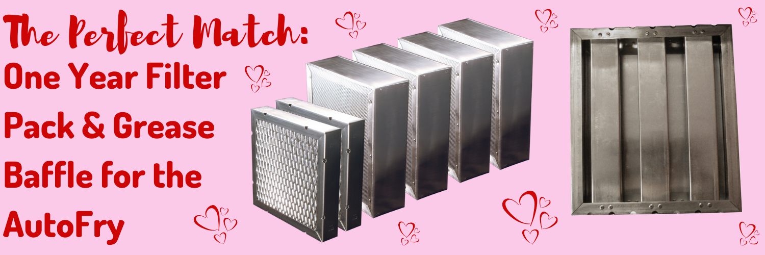 Perfect Match _ Filer Pack & Grease Baffle