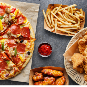 Pizza & Fried Food 3-4-20-1