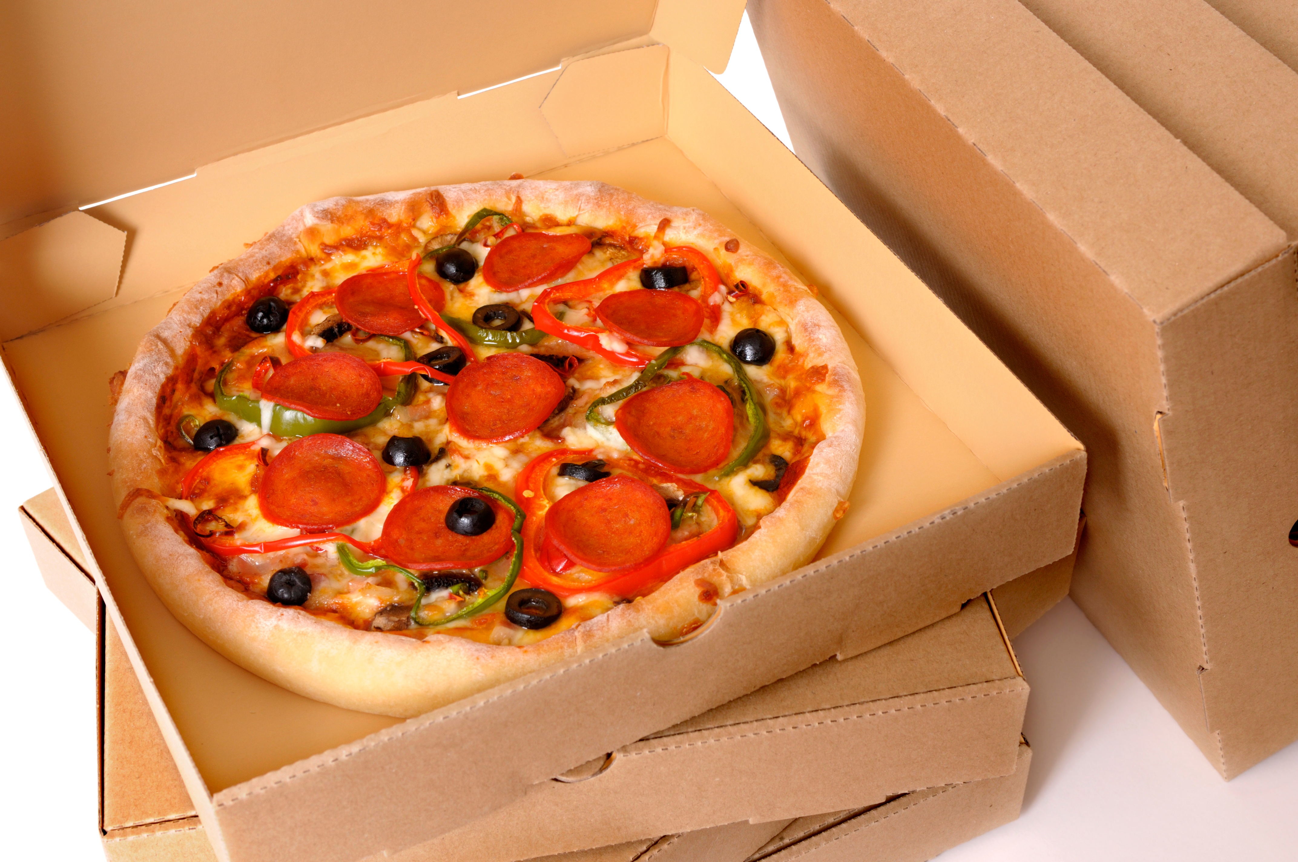 Pizza with boxes copy