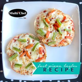 MultiChef XL Pizza Bagel