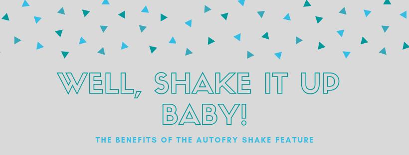 Shake feature