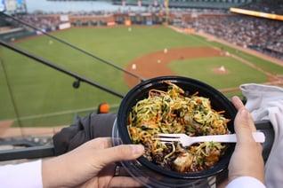Stadium Food 2