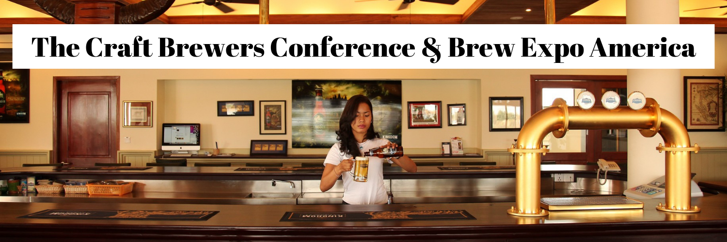 The Craft Brewers Conference & Brew Expo America