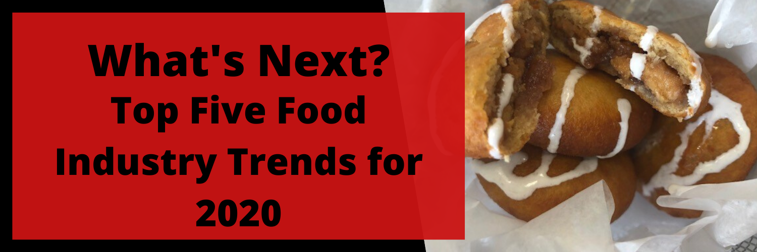 What's Next_ Top Five Food Industry Trends for 2020