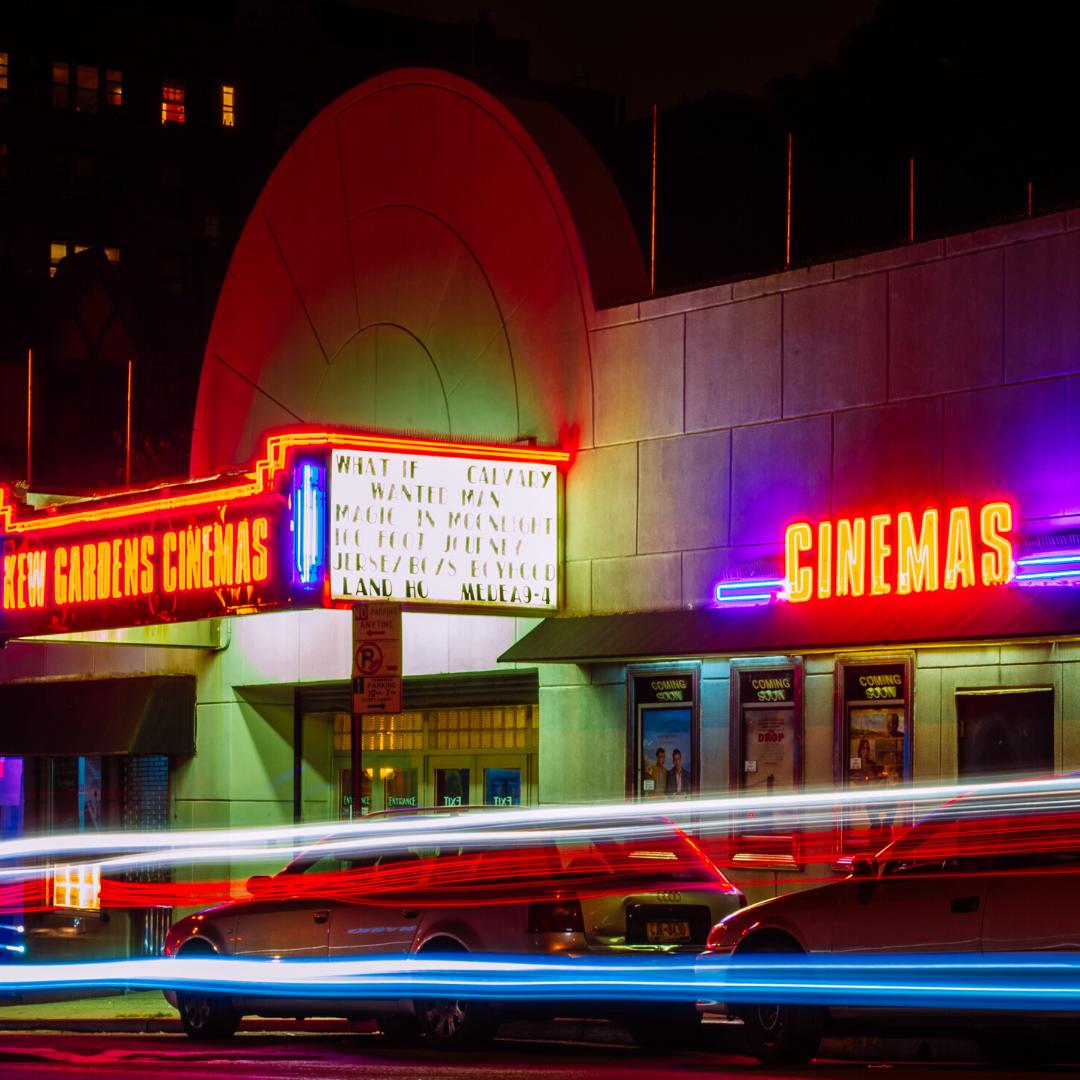 Sensational Cinema Snacks with MTI!