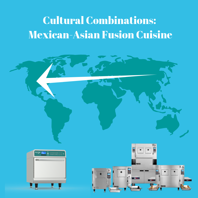 Cultural Combinations: Mexican-Asian Fusion Cuisine