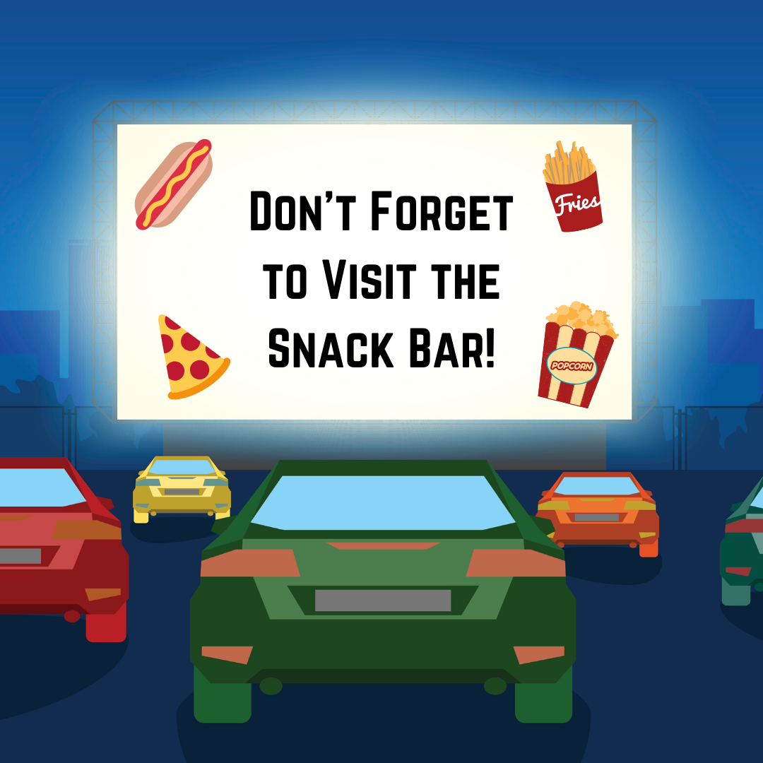 Flip the Script on Drive-in Threatre Dining with MTI
