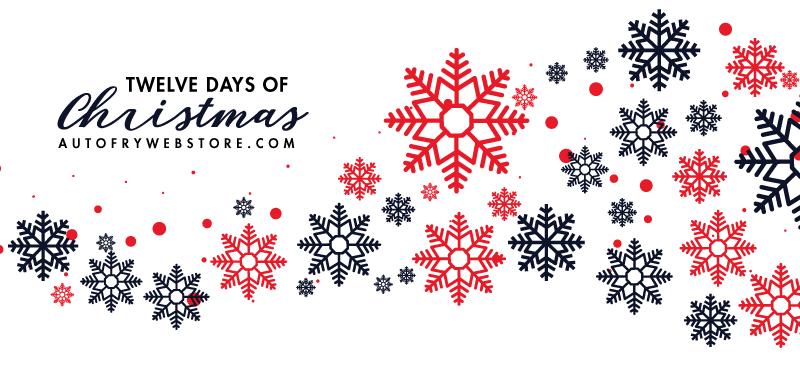 AutoFry's Twelve Days of Christmas