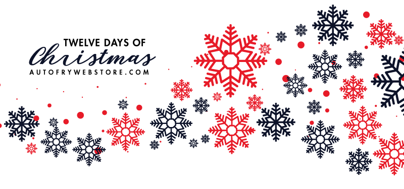 AutoFry's Twelve Days of Christmas