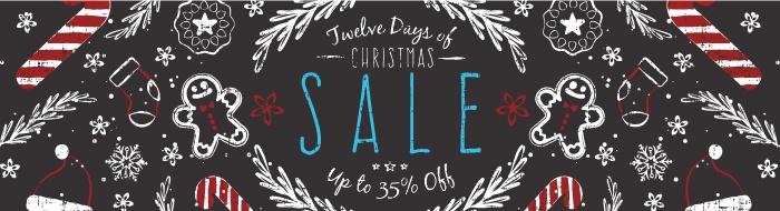 12 Days of Christmas Savings