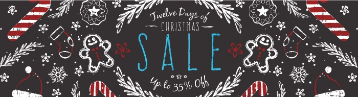 12 Days of Christmas Savings