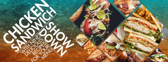 Chicken Sandwich Showdown - 9 Delicious Fried Chicken Sandwich Recipes
