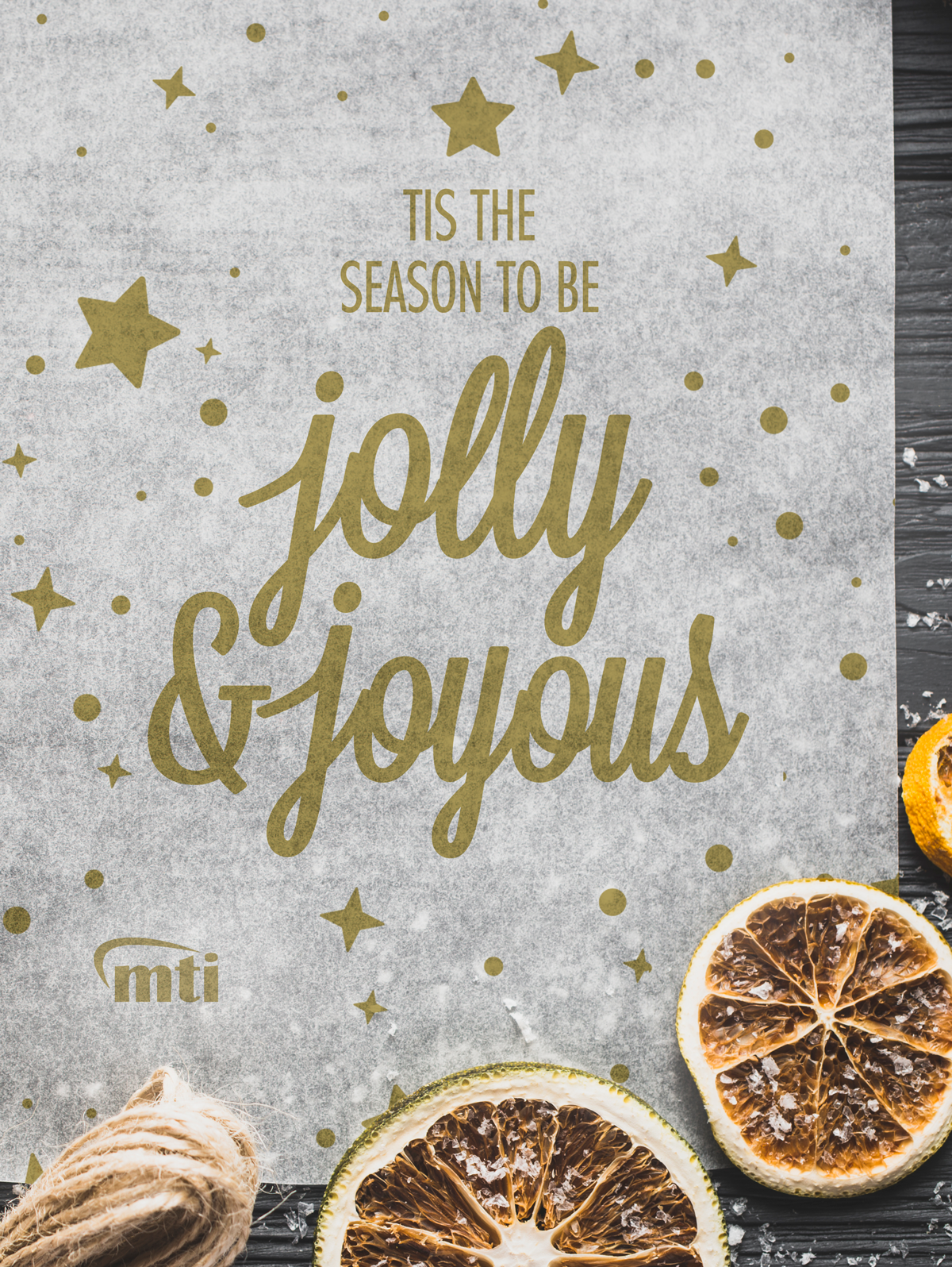 Jolly and Joyous   Christmas Reflections from MTI